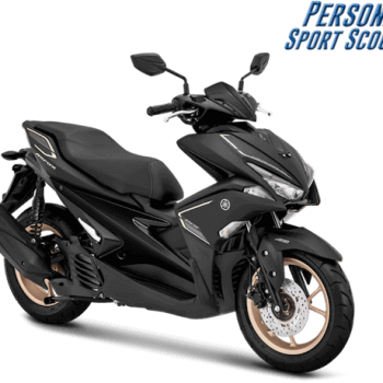Yamaha Aerox 155 VVA S