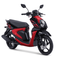 Yamaha All New X-Ride