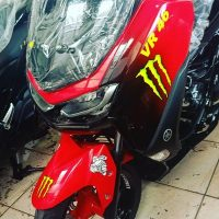 All New Nmax Custom